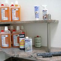 Reinigungs- und Pflegemittel, wir haben das richtige für Ihre Natursteine